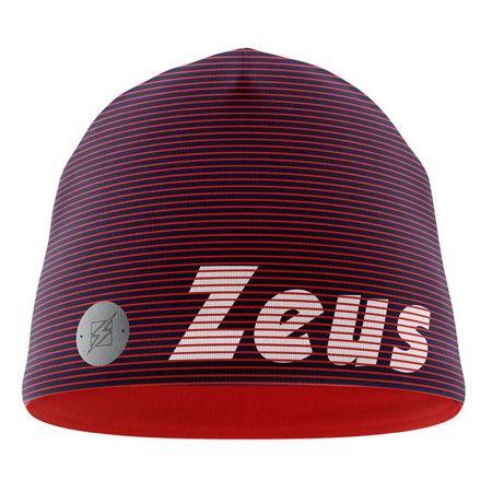 Зимна Шапка ZEUS Zuccotto Riga Blu/Rosso 512033 ZUCCOTTO RIGA
